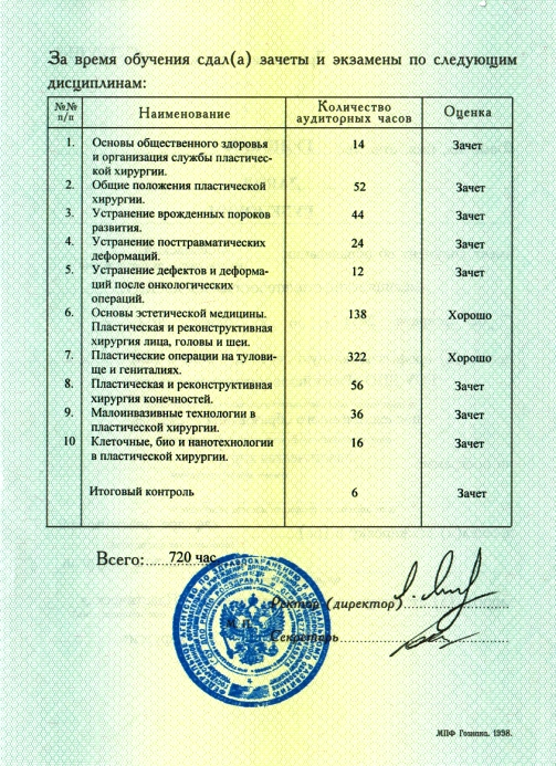 licence 5