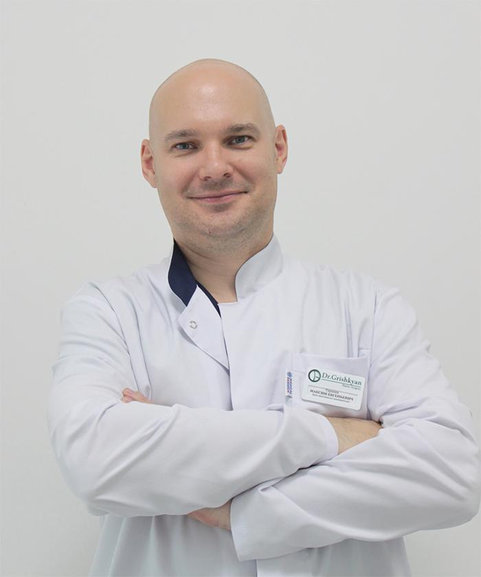 Анестезиолог - Гаранин Максим Евгеньевич
